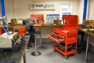 Keytek Locksmith Training Academy facilities
