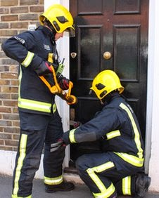 Locked out? Don't call emergency services call a local locksmith
