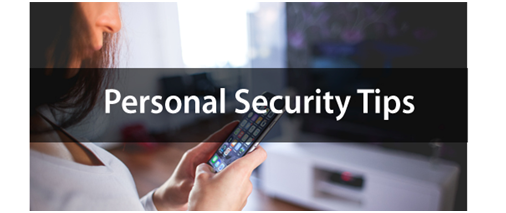 Personal Security Tips Keytek