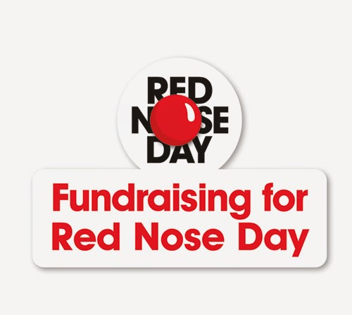 Keytek Red Nose Day Fundraising