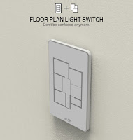 Floor Plan Light switch 2