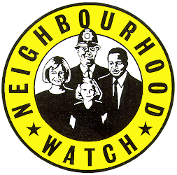 Join the Neighbourhood Watch