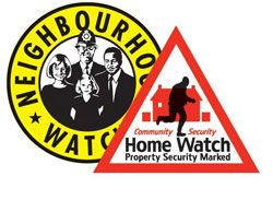 Join the Neighbourhood Watch and Home Watch