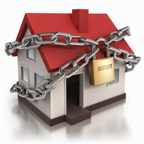 Burglary deterrents and home security tips