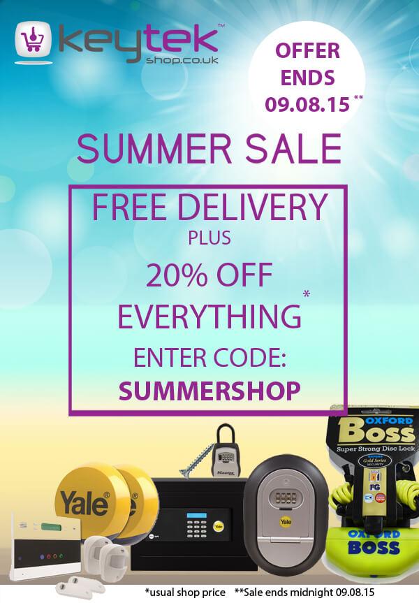Keytekshop Summer Sale! Image