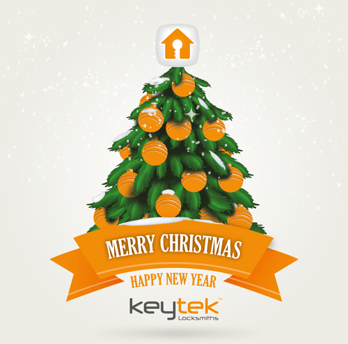 Happy New Year from Keytek Locksmiths