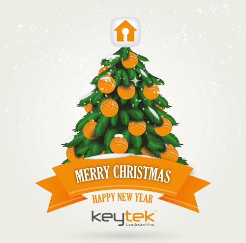 Happy New Year from Keytek Locksmiths