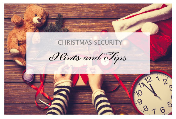 Christmas Security Hints and Tips Keytek