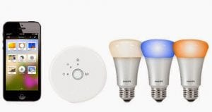 Philips Hue Wireless Bulbs Starter Kit