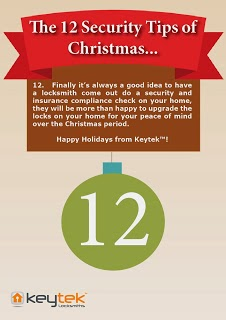 Tip 10 of The 12 Security Tips of Christmas