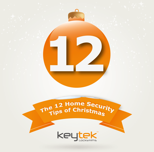 Tip 12 of The 12 Home Security Tips of Christmas...