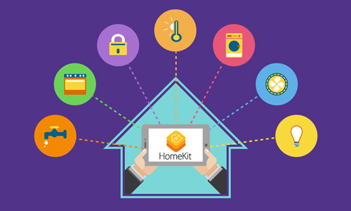 Multiple way to secure using homekit
