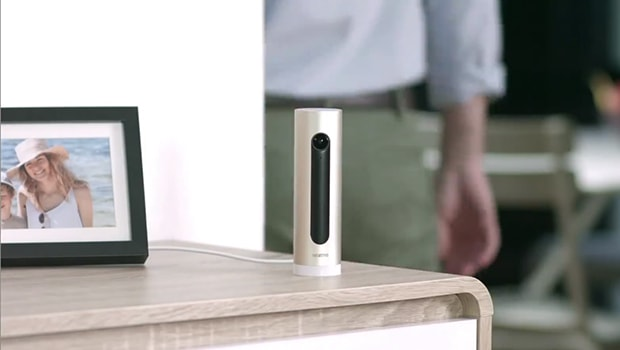 Netatmo protect your family