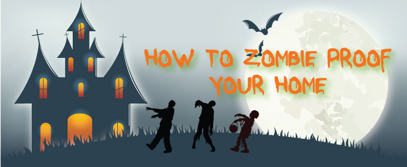 How To Zombie Proof Your Home This Halloween Keytek