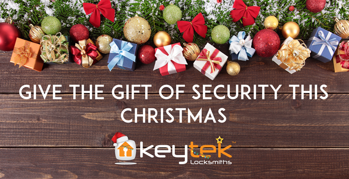 gift of security christmas