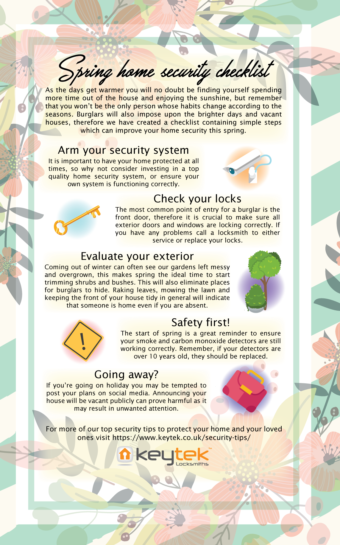 Spring tips 5 tips to spring clean your social media Cleaning tips for the home uk